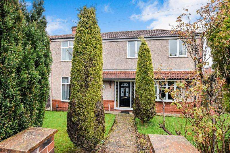 3 Bedrooms Semi Detached House for sale in Briarfield Road, Farnworth