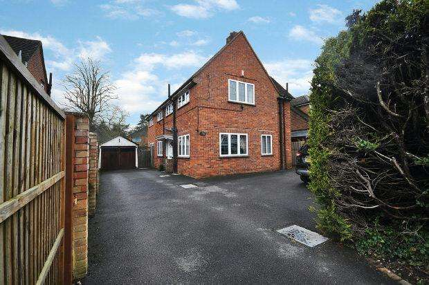 5 Bedrooms Detached House for sale in Church Road, Earley, Reading,