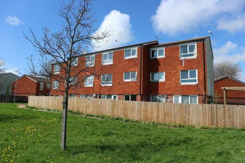 1 Bedroom Flat for sale in Byland Close, Willingdon Trees