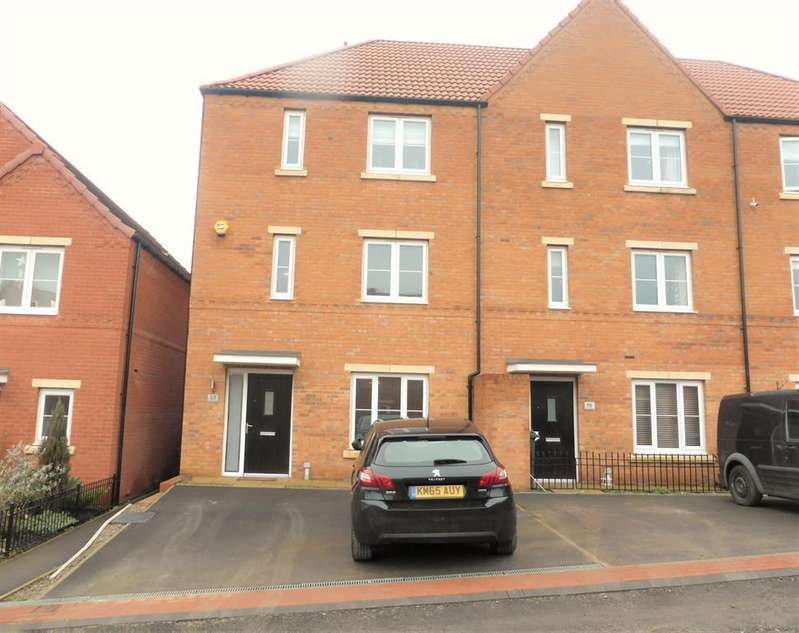 4 Bedrooms Terraced House for sale in Dove Road, Mexborough, S64 0NQ