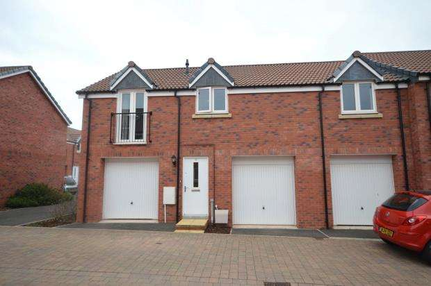 2 Bedrooms Detached House for sale in Hood Drive, Exeter, Devon