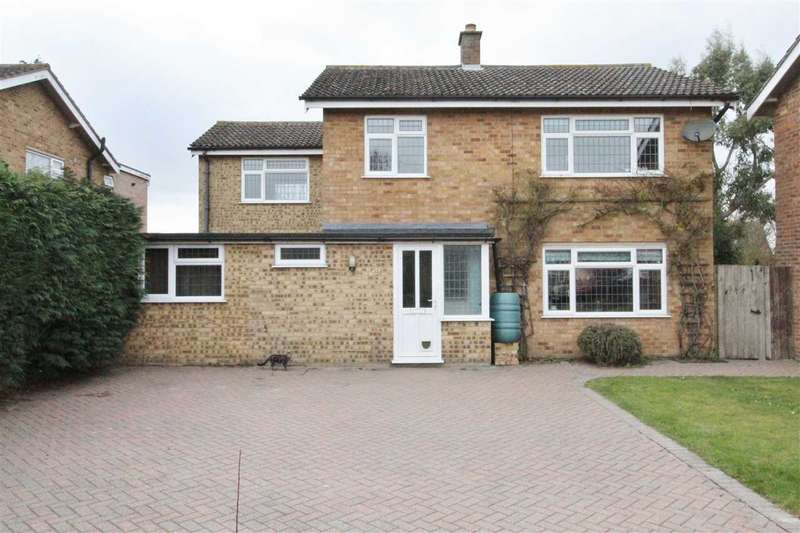 5 Bedrooms Detached House for sale in Clifton Wood, Holbrook