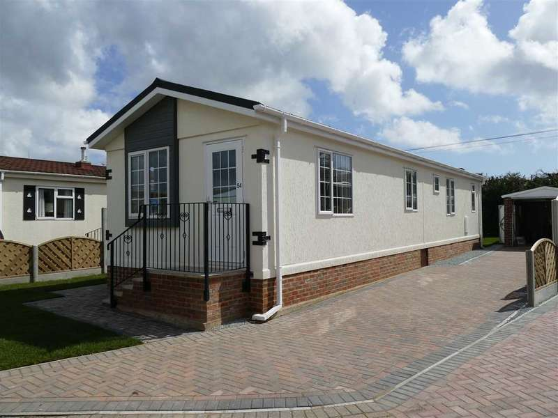 2 Bedrooms Park Home Mobile Home for sale in BRAND NEW FURNISHED PARK HOME - STOUR PARK - Northbourne