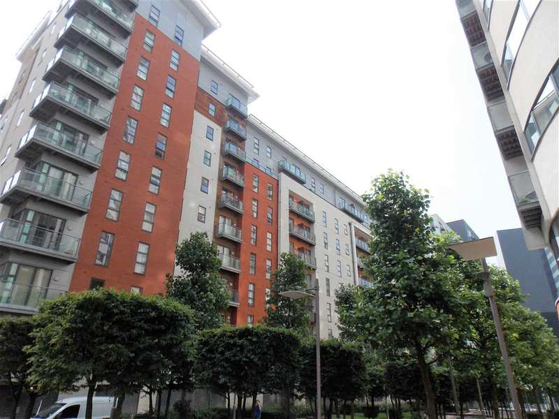 2 Bedrooms Apartment Flat for sale in BARTON PLACE, 3 HORNBEAM WAY, Manchester