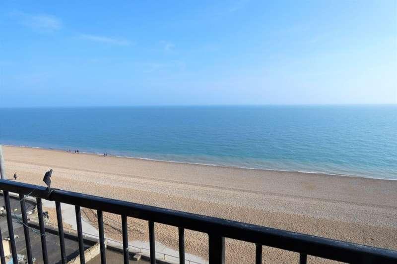 1 Bedroom Flat for sale in The Riviera, Sandgate, Folkestone, CT20