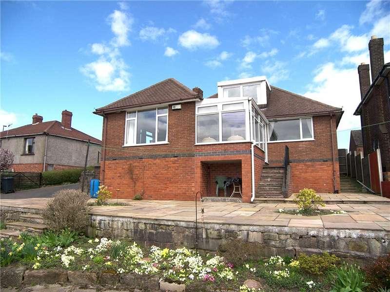 3 Bedrooms Detached Bungalow for sale in Main Street, Horsley Woodhouse, Ilkeston, Derbyshire, DE7