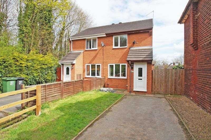 2 Bedrooms Property for sale in Prospect Road North, Redditch