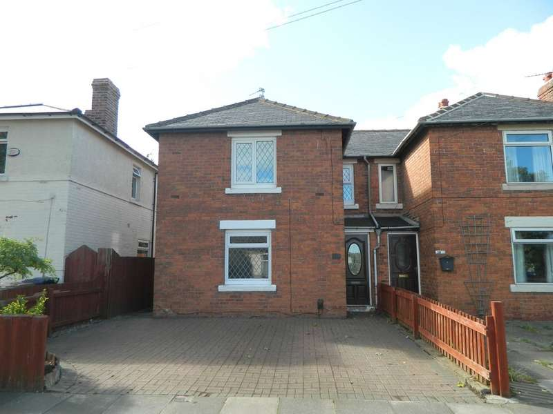 2 Bedrooms Semi Detached House for rent in Sycamore Road, Redcar TS10