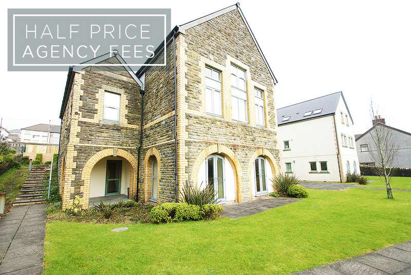 2 Bedrooms Apartment Flat for rent in The Old School House, Llanharan CF72