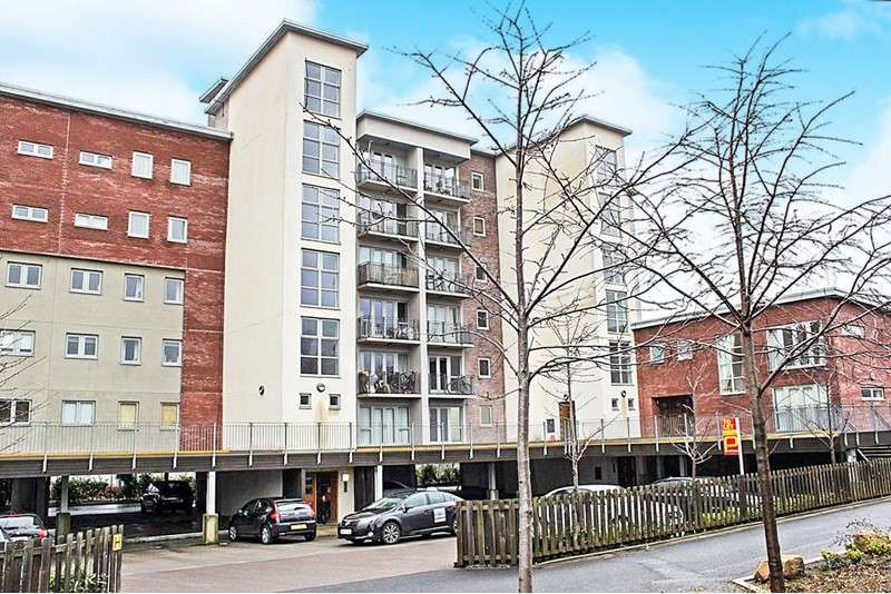 2 Bedrooms Apartment Flat for sale in The Grainger, North West Side, Gateshead, Tyne and Wear, NE8 2BG
