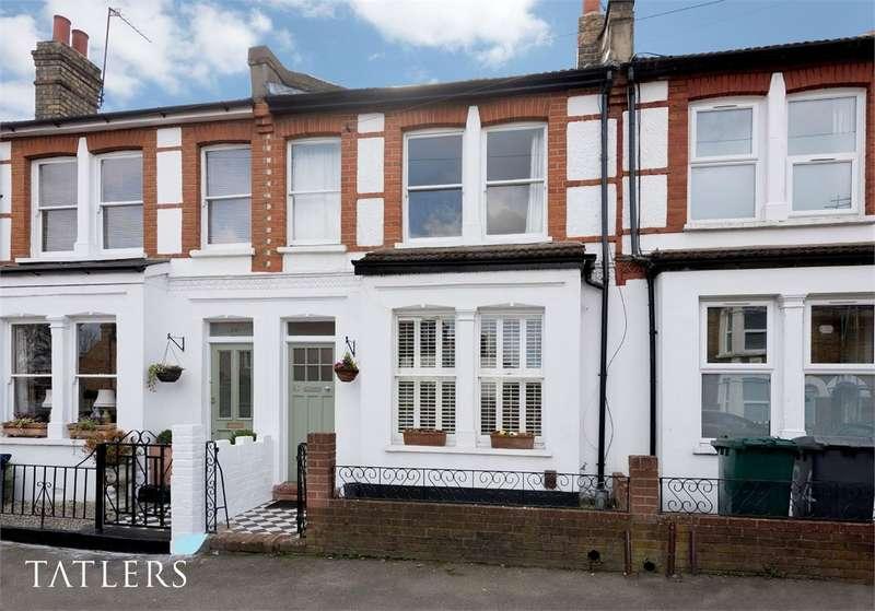 2 Bedrooms Terraced House for sale in Brackenbury Road, East Finchley, London
