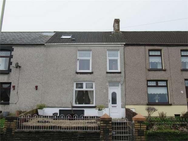 2 Bedrooms Terraced House for sale in Maesteg Road, Cwmfelin, Maesteg, Mid Glamorgan