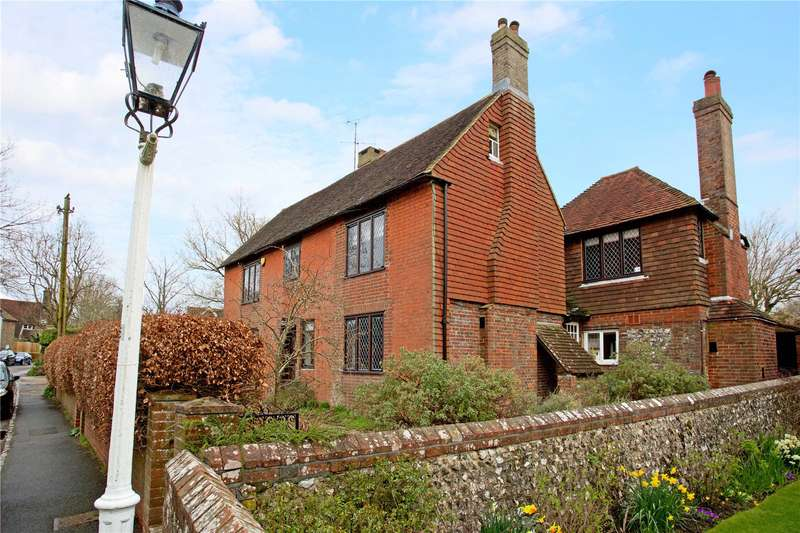 6 Bedrooms Detached House for sale in East End Lane, Ditchling, East Sussex, BN6