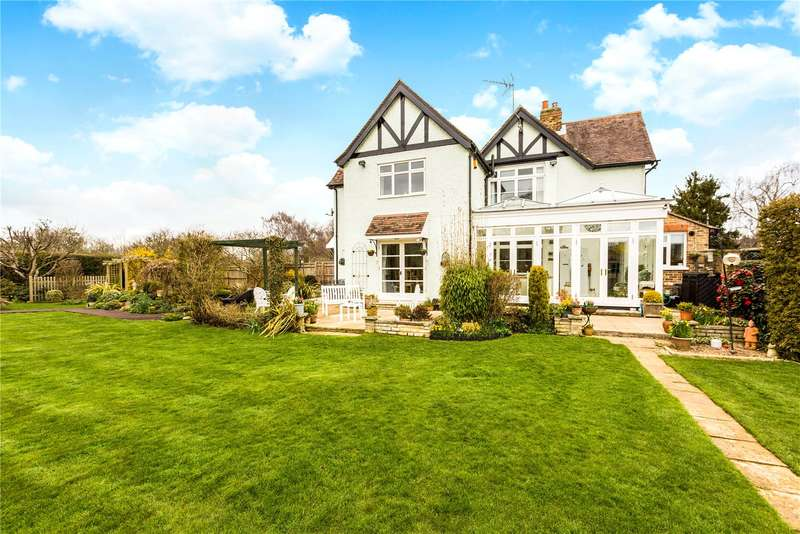 4 Bedrooms Semi Detached House for sale in Ye Meads, Taplow, Maidenhead, SL6