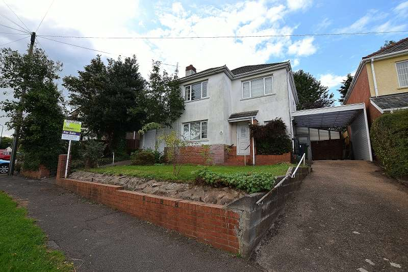 3 Bedrooms Detached House for sale in Lon-Ysgubor , Rhiwbina, Cardiff. CF14 6SG