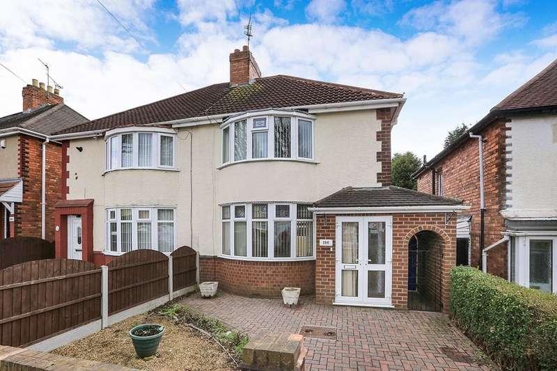2 Bedrooms Semi Detached House for sale in Park Lane, Wolverhampton, WV10