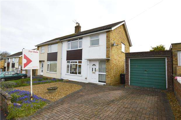 3 Bedrooms Semi Detached House for sale in Gregorys Tyning, Paulton, BRISTOL.