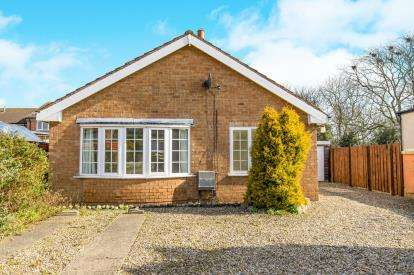 2 Bedrooms Bungalow for sale in Sandhill Lane, Aiskew, Bedale