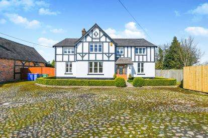 5 Bedrooms Detached House for sale in Cartridge Lane, Grappenhall, Warrington, Cheshire