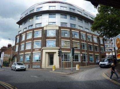 1 Bedroom Flat for sale in Point Red, Midland Road, Luton, Bedfordshire