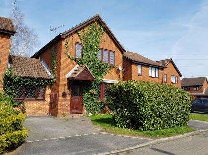 4 Bedrooms Link Detached House for sale in Totton, Southampton, Hampshire