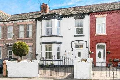 4 Bedrooms Terraced House for sale in Park Road East, Birkenhead, Merseyside, CH41
