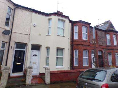 3 Bedrooms Terraced House for sale in Sycamore Road, Birkenhead, Merseyside, CH42