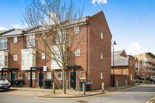 4 Bedrooms End Of Terrace House for sale in Stonely Crescent, Ingress Park, Greenhithe, Kent