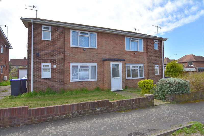 1 Bedroom Apartment Flat for sale in Bramber House, Middle Road, Lancing, BN15