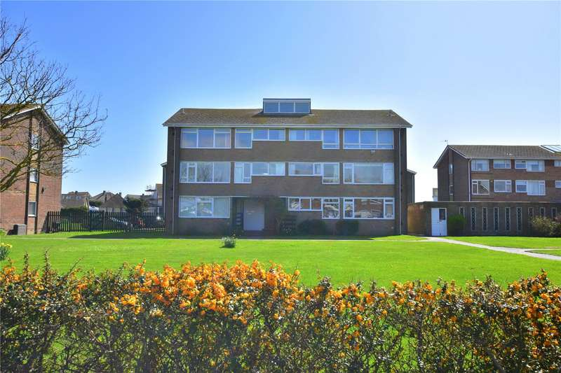 2 Bedrooms Apartment Flat for sale in Kings Court, Beach Green, Shoreham By Sea, BN43