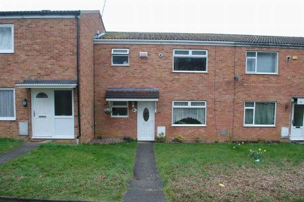 3 Bedrooms Terraced House for sale in Montague Crescent, Duston, Northampton NN5 7RH