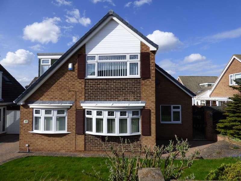4 Bedrooms Detached House for sale in Oakdale Road, New Marske