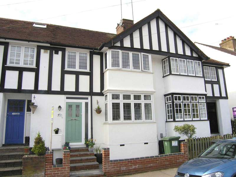 3 Bedrooms Terraced House for sale in Haydon Road, Oxhey