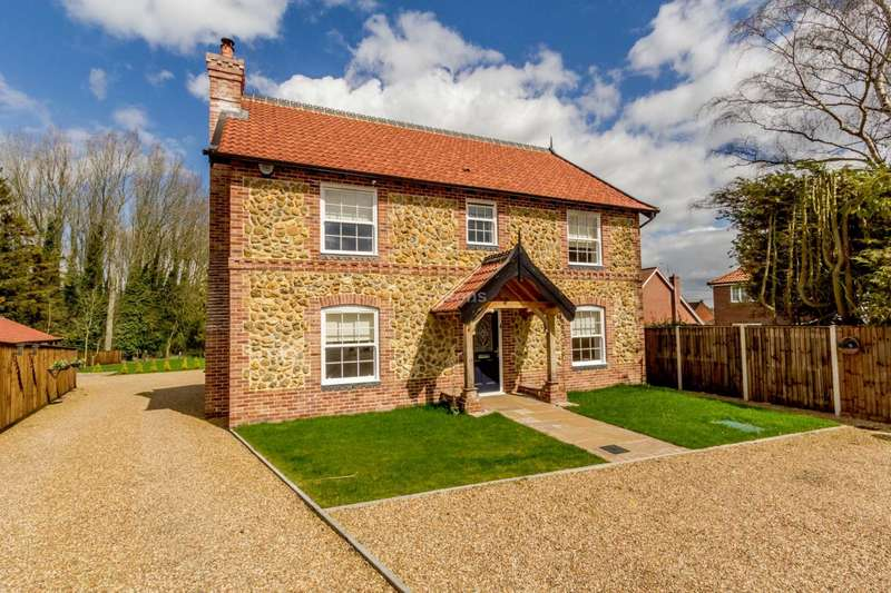 4 Bedrooms Detached House for sale in Southview, Watton