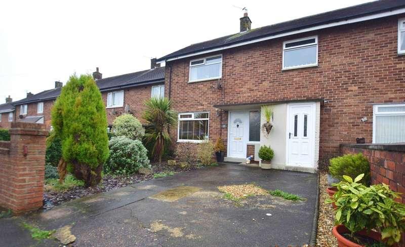 3 Bedrooms Terraced House for sale in Chapel Walks, Kirkham