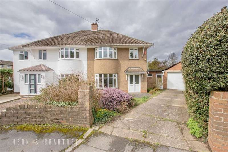 3 Bedrooms Semi Detached House for sale in Rookwood Avenue, Llandaff, Cardiff