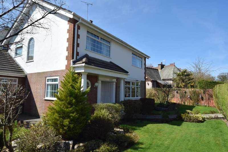 4 Bedrooms Detached House for sale in Croslands Park, Barrow-in-Furness, Cumbria LA13 9NH