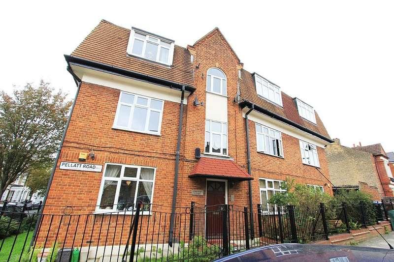 2 Bedrooms Flat for sale in Landcroft Court, Landcroft Road, London, London, SE22 9LJ