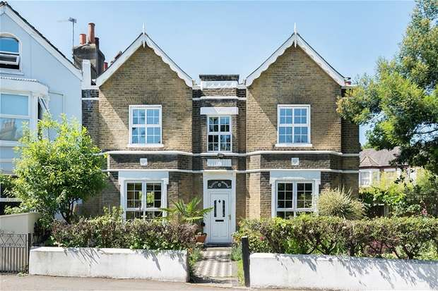 4 Bedrooms Semi Detached House for sale in Elm Grove, Peckham