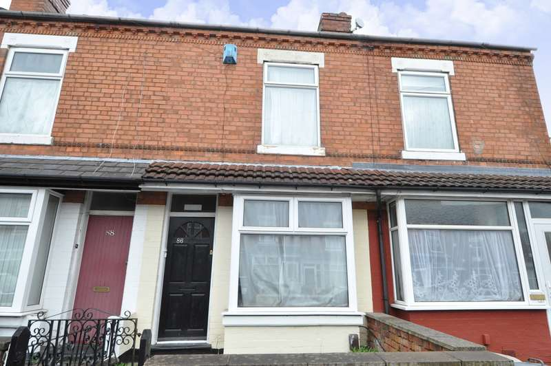 2 Bedrooms Terraced House for sale in Westminster Road, Selly Oak, Birmingham, B29