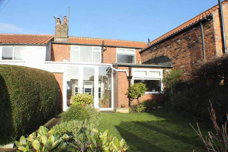 2 Bedrooms Terraced House for sale in Main Street, Sewerby