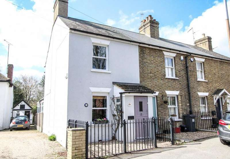 3 Bedrooms Cottage House for sale in Ingrave Road, Brentwood, Essex, CM13