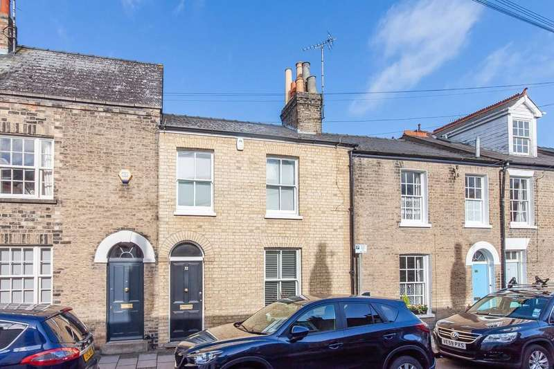 3 Bedrooms Terraced House for sale in City Road, Cambridge