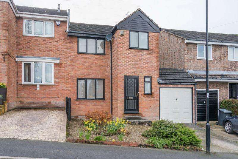 3 Bedrooms Semi Detached House for sale in Little Matlock Way, Stannington, S6 6FX - Larger Than Average Third Bedroom