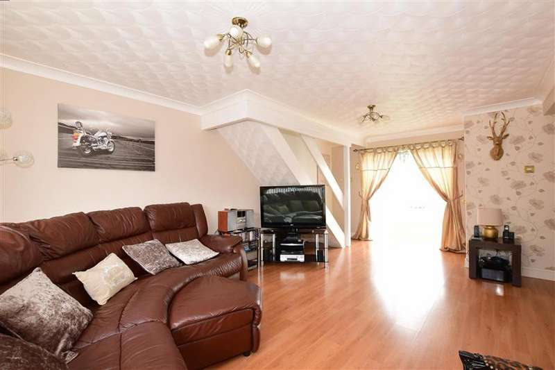 3 Bedrooms End Of Terrace House for sale in St. Davids Road, Allhallows, Rochester, Kent