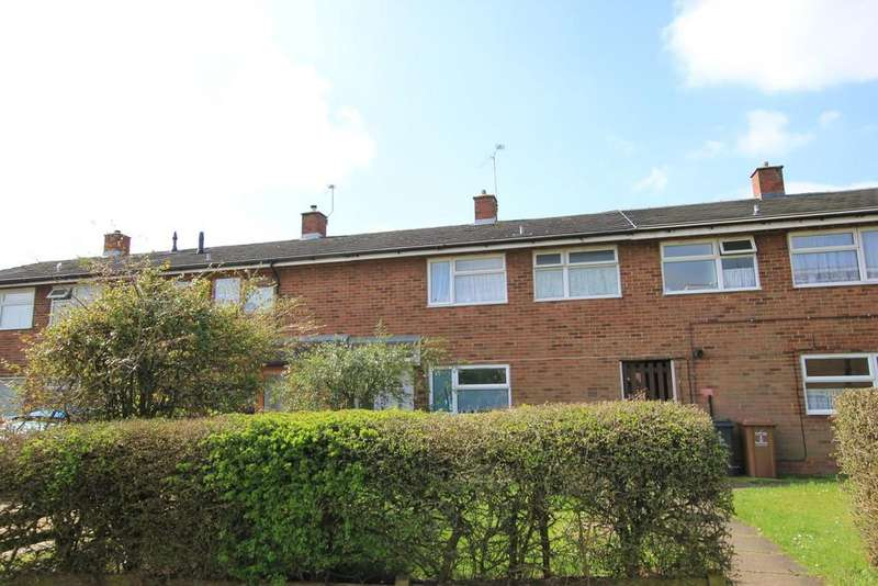 3 Bedrooms Terraced House for sale in Chells Way, Stevenage