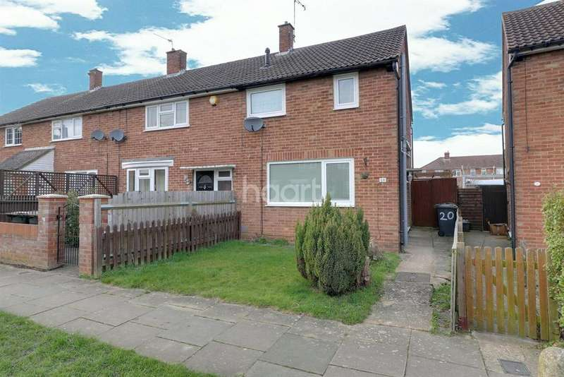2 Bedrooms End Of Terrace House for sale in Plenty Of Potential In Putteridge