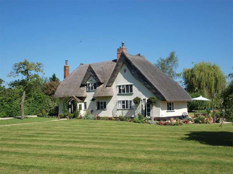 4 Bedrooms Cottage House for sale in Lower Green, Wakes Colne, Colchester, Essex