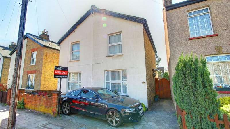 2 Bedrooms Semi Detached House for sale in Newbury Road, Bromley, Kent