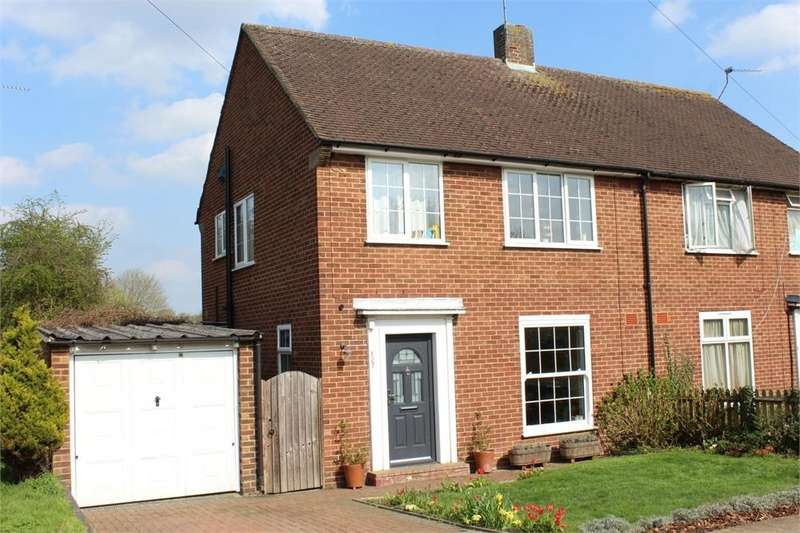 3 Bedrooms Semi Detached House for sale in Cottonmill Lane, ST ALBANS, Hertfordshire